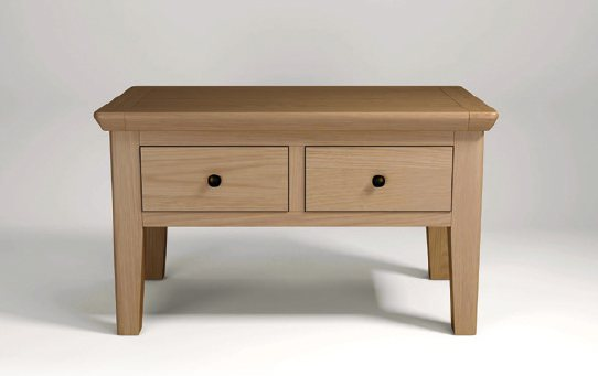 Balmore Coffee Table with 2 Drawers