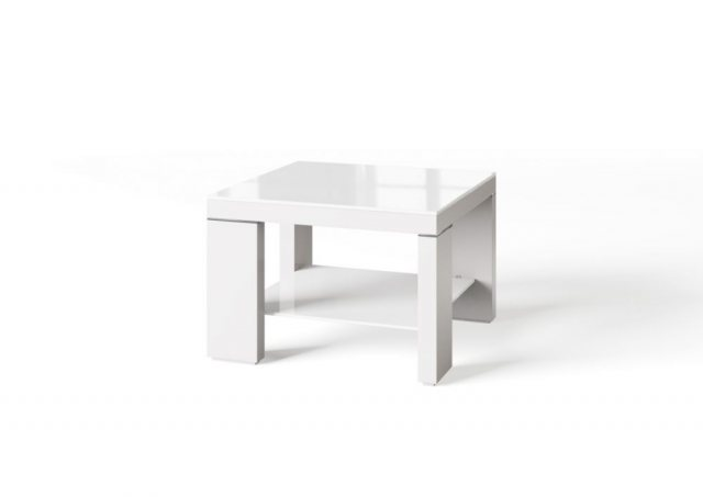 Lucca Side Table by Argento