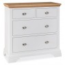 Hampstead Two Tone 2+2 Drawer Chest