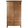 Bermuda Large Double Wardrobe by Baker