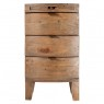 Bermuda 3 Drawer Bedside Chest by Baker