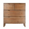 Bermuda 4 Drawer Chest by Baker