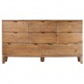 Bermuda 8 Drawer Wide Chest by Baker