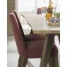 Cadell Upholstered Dining Chair (Mulberry Fabric)