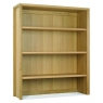 Bergen Oak Wide Top Unit