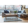 Cameron Chaise Lounge Corner Sofa (Right Hand) by Softnord