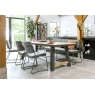 Habufa Farmland 210cm Dining Table by Habufa