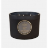 Amber Noir Multiwick Candle by Shearer Candles