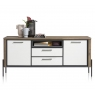 Shirley 180cm Sideboard (with LED Lighting) by Habufa