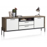 Shirley 210cm Sideboard (with LED Lighting) by Habufa