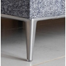 Alstons Fairmont Storage Footstool by Alstons