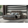 Leah Kingsize Bedframe by Status of Italy