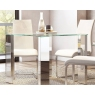Dakota 90 x 90cm Dining Table by Torelli