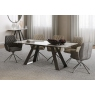 Lavante Ceramic 160-200cm Extending Dining Table