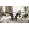 Westin Ceramic 180-220cm Extending Dining Table by Argento