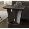 Westin Ceramic Side Table by Argento