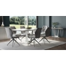 Vivaldi White Side Table by Torelli