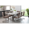 Petra 200 x 100cm Dining Table by Baker