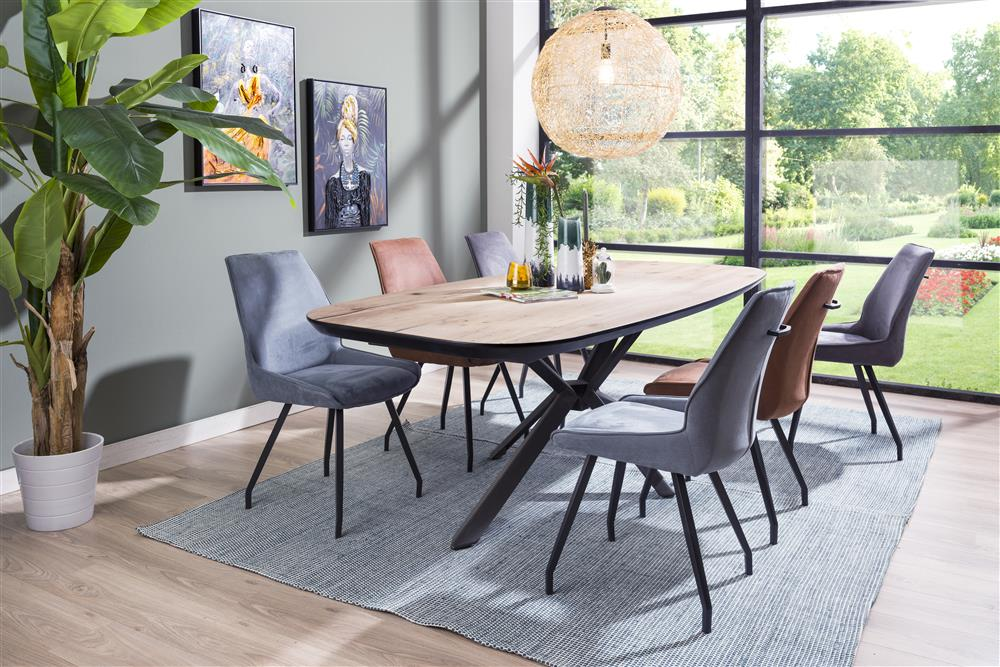 Scott Dining Chairs by Habufa